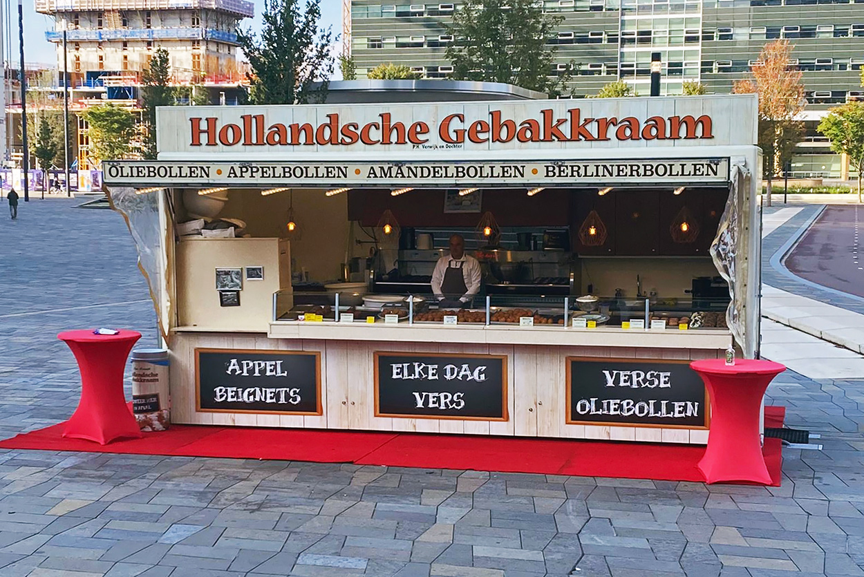 Hollandsche Gebakkraam